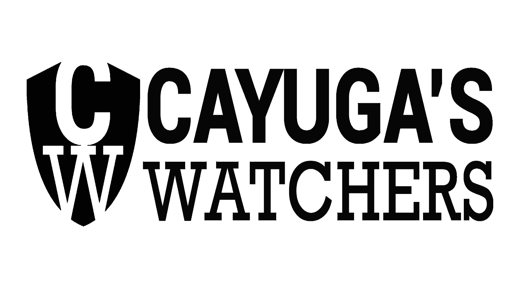 Cayuga's Watchers Logo