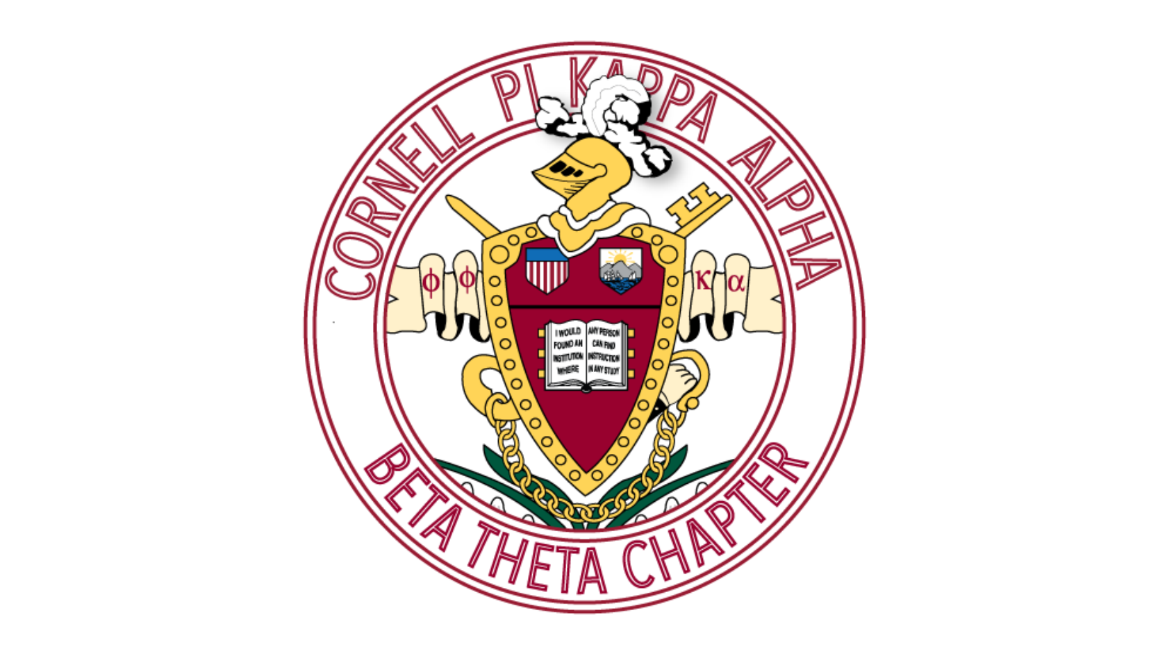 Pi Kappa Alpha at Cornell Logo